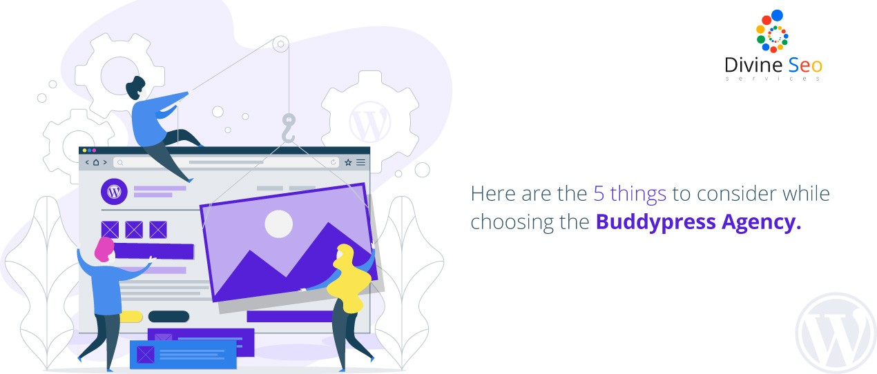 Here are the 5 things to consider while choosing the Buddypress Agency.