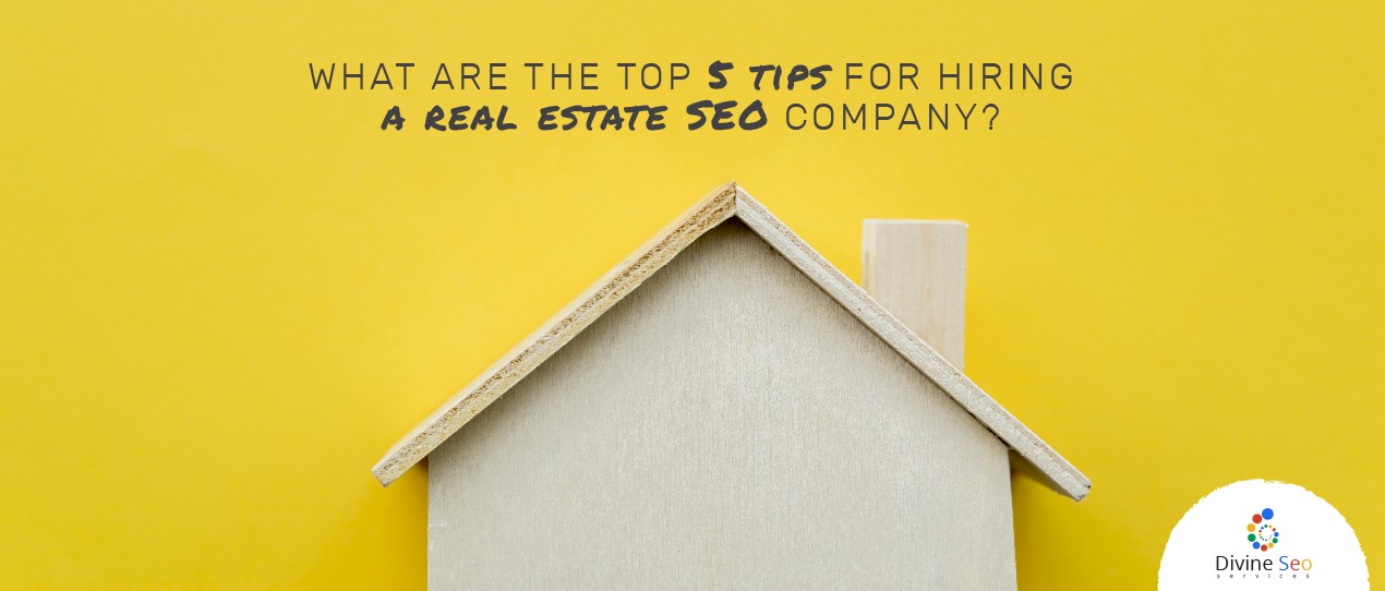 real estate seo tips for realtors