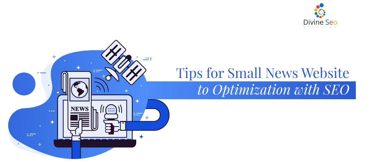 Tips for Small News Website to Optimization with SEO