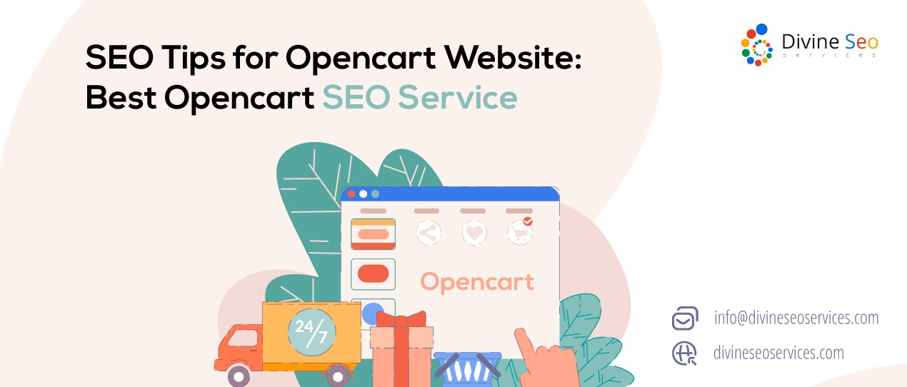 SEO Tips for Opencart Website